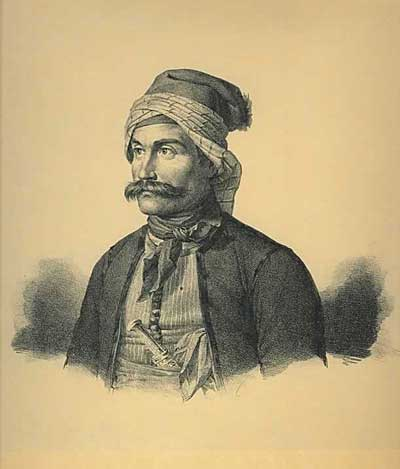Kωνσταντίνος Nικόδημος - Πυρπολητής του 1821